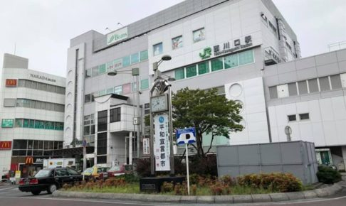 西川口駅 ビーンズ 駅ビル